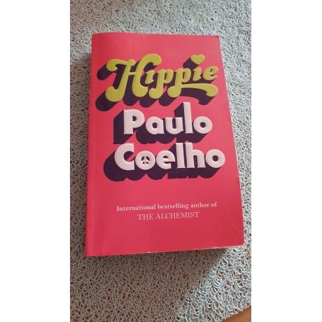 Kniha - Hippie, Paulo Coelho - anglicky