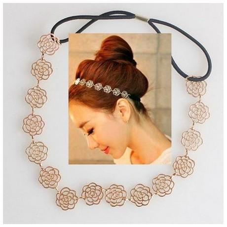 Ozdobná čelenka do vlasů - šperk