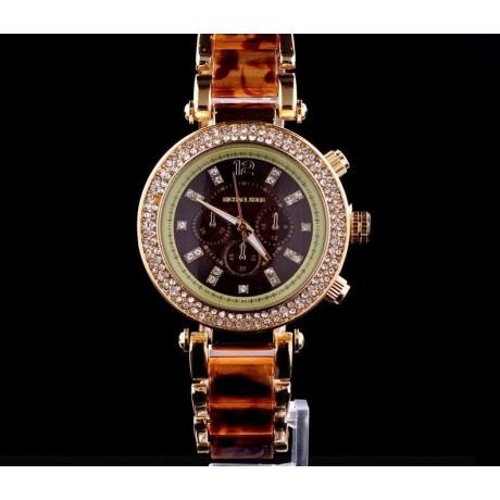 Dámské hodinky z rohoviny